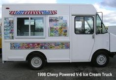 Cream For Sale Truck Ice Princess | UsedStepvan.com has fully converted Used Ice Cream trucks for sale ...