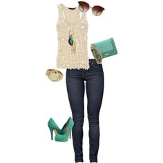 Shine, created by amberlouuuu Following on Polyvore
