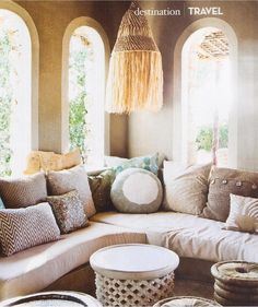 1ac15057a51a792acb215695a57e8378g 576576 lights pinterest quilalea lodge mozambique with coral stephens raffia lampshade and round crocheted cushions mozeypictures Gallery