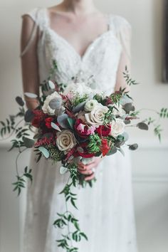 Bridal Bouquet – 20 Beautiful Art Deco Bridal Bouquets