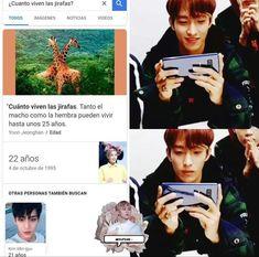 Jeonghan, K Pop, Diecisiete Memes, Seventeen Memes, Namjin, Sehun, Nct, Asia, Lol Pics