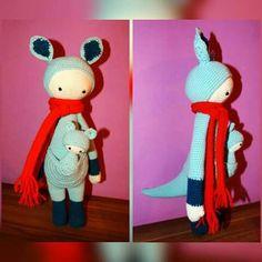 #lalilala #crochet #häkeln #handmade #handarbeit #puppe