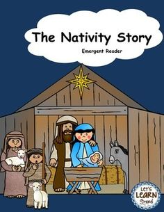 Freebie.....The Nativity Story. Please take a moment after download to rate this free product! Thank you, Let's Learn S'more!