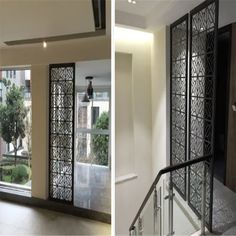 Modern Design Laser Cut Partition Screen Restaurant Wall Panel Screen Marble Screen - China Metal Screen and Room Divider price | Made-in-China.com Folding Screen Room Divider, Partition Screen, Room Divider Walls, Room Screen, Stainless Steel Sheet Metal, Stainless Steel Screen, Hotel Lobby, Hotel S, Laser Cut Screens