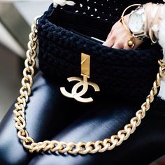 Chanel Vintage Bag #