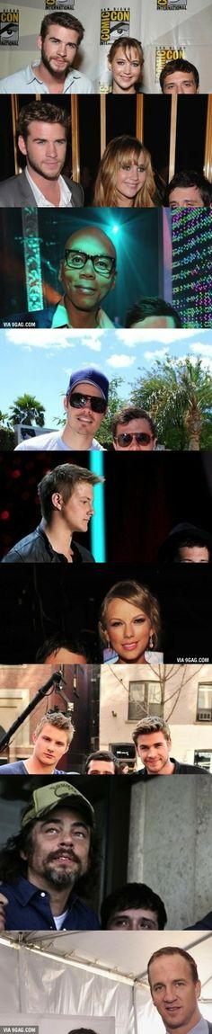Hahahaha, poor Josh Hutcherson