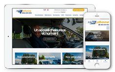 Taxiphone fait confiance à l'agence Web4 pour la création de son nouveau site web www.taxiphone.ch en ligne maintenant! Taxi, Lausanne, Site Web, Father, Self Confidence, Baby Born, Fishing Line, Simple, Pai