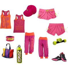 Zumba Fitness Assemble♥