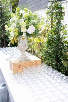 Beverage Glass Table