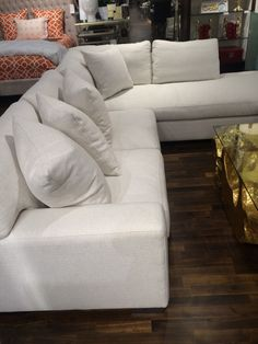 Del Mar Collection Sectional (w/daybed)