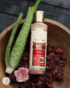 KHADI NATURAL™ Hibiscus and Aloe vera Hair Cleanser is filled with rich vitamins and enzymes which help in repairing dead skin cells of the scalp. This cleanser acts as a great conditioner and leaves your hair all smooth and shiny. It promotes hair growth, prevents itching on the scalp, reduces dandruff, and conditions your hair. Hair Cleanser, Aloe Vera For Hair, Dandruff, Hair Growth, Hibiscus, Vitamins, Conditioner, Dead Skin, Smooth