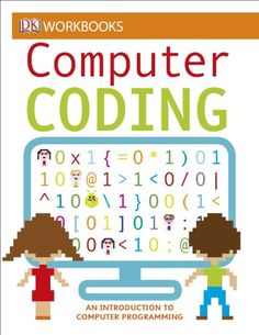 Coding workbook for kids.  DK Workbooks: Computer Coding by DK Publishing http://www.amazon.com/dp/146542685X/ref=cm_sw_r_pi_dp_aic4tb1MAA5E4P99