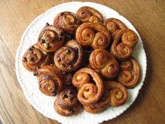 Sourdough Danish Pastries, Part III