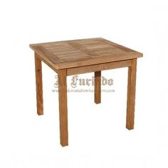 Table Teak Garden TTG-1002