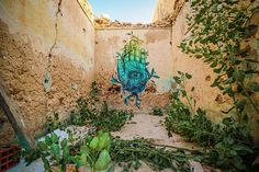djerbahood project sees 150 artists transform tunisian village into an open air art museum