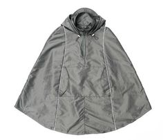 bicycling rain cape