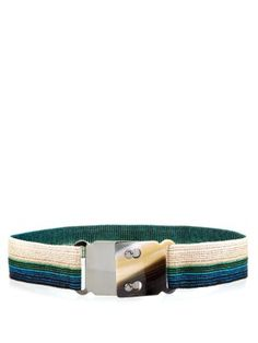 Striped elasticated waist belt | Missoni | MATCHESFASHION.COM