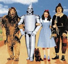 Wizard of Oz my fav