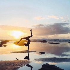 via @yogachannel by yogainspiration