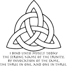 This is the symbol of the Rangers. Each Ranger has a pendent of it and most have the symbol stamped on their weapons and shields. Some, like Jelina, have it tattooed on their bodies (Triquetra, ancient Celtic symbol of the Goddess) Spiritual Symbols, Celtic Symbols, Celtic Art, Ancient Symbols, Celtic Knots, Trinity Symbol, Trinity Tattoo, Trinity Knot, Triquetra