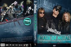 Judas Priest - Made of Metal 2004  Band: Judas Priest Date: June 18, 2004 City: Sofia, Bulgaria Venue: Akademik Stadium Type: Pro-shot Length: 60 minutes Discs: 1 DVD Menu: Yes Format: NTSC Cover and artwork: Yes (included)  Setlist: 01) Hellion 02) Electric Eye 03) Metal Gods 04) Heading out to the Highway 05) The Ripper 06) Touch of Evil 07) The Sentinel 08) Breakin' the Law 09) The Green Manalishi 10) Hell Bent for Leather 11) Livin' After Midnight