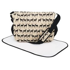 Anorak Kissing Stags Baby Changing Bag - Baby Changing Bags from Anorak UK