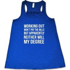 Search results for I'm slow workout shirts, running shirts, gym tank tops and all fitness gear. All of our men's & women's workout clothes are the highest quality. Funny Running Shirts, Funny Workout Shirts, Running Humor, Workout Tank Tops, Workout Gear, Squat Workout, Gym Gear, Gym Humor, Running Tanks