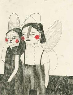Flying Women | Laura Luenenbuerger
