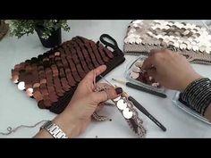 Konstruktion eines Paillettenbeutels - YouTube -#Bluse