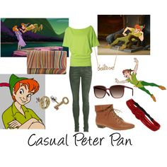 Peter Pan (love these shoes!)