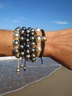 sunshine and pearls / pearl. love. jewelry