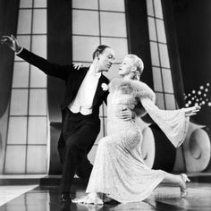 Follow The Fleet, Fred Astaire, Ginger Rogers 1936