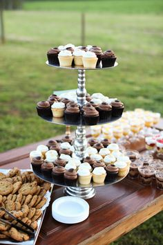 mini cupcakes |