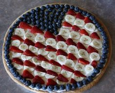 Patriotic food for Olympics #Sochi2014