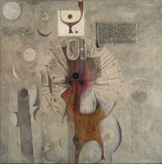The Last Sound (1964)  © Ibrahim El-Salahi