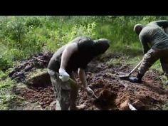 Когда, где и кем, кем именно из украинских боевиков было снято это видео - не знаю. Полагаю, что это 2014 год, весна. Видео не для слабонервных, но на нем по...