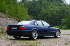 Alpina  B12 (E38)  6.0 (430 Hp)  Technical specifications and fuel consumption