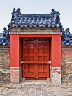 Emperor's Door, Temple of Heaven