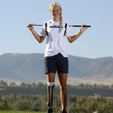 """16-Year-Old Paragolfer Champ Earns Top Honor: """"To Me, It's Normal"""" by FitSugar -- Healthy, happy you.  #Fitness, #FitnessInspiration, #FitnessVideo, #Inspiration, #POPSUGARRush"""