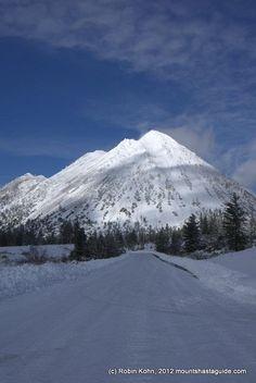 Photo by Robin Kohn 2012 of Mount Shasta Guide