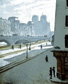 Albert Marquet Notre-Dame Paris 1904