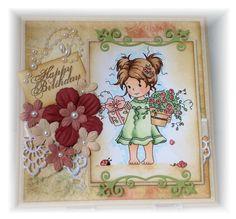 lücki Geburtstagskarte