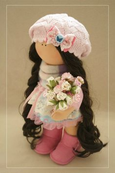 Outfit and shoes. Pretty Dolls, Cute Dolls, Beautiful Dolls, Doll Crafts, Diy Doll, Ag Dolls, Blythe Dolls, Ag Doll Clothes, Sewing Toys