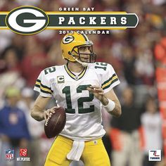Green Bay Packers - Aaron Rodgers. I've gotten over my hate of them, sadly enough.