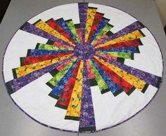 Image result for dresden squared quilt pattern