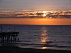 Sunrise at Myrtle Beach -  So beautiful