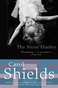 Carol Shield's The Stone Diaries Jonathan Franzen, Literary Fiction, Book Recommendations, Bestselling Author, Nonfiction, Good Books, Diaries, Stone, Reading