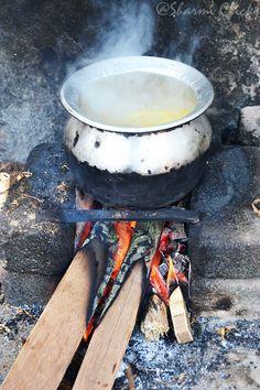 Food on Fire :