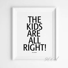 Nursery Quote Canvas Art Print painting Poster, Wall Pictures for Home Decoration, Wall decor FA332
