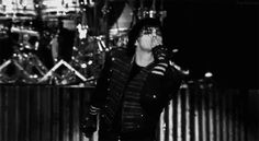 Welcome to the black parade, forever.
